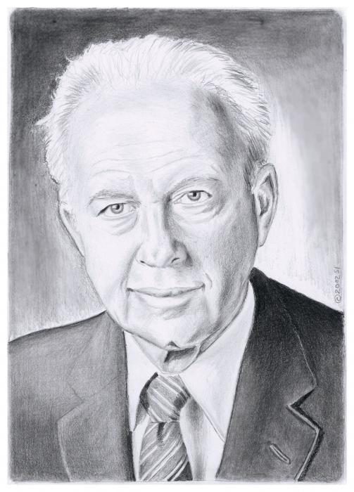 Yitzhak Rabin par themistervolt